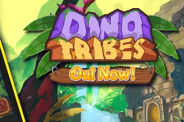 Dino Tribes Banner
