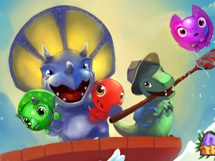 Introducing – Dino Tribes!