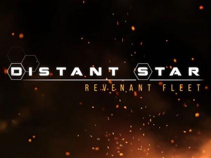 Announcing Distant Star: Revenant Fleet
