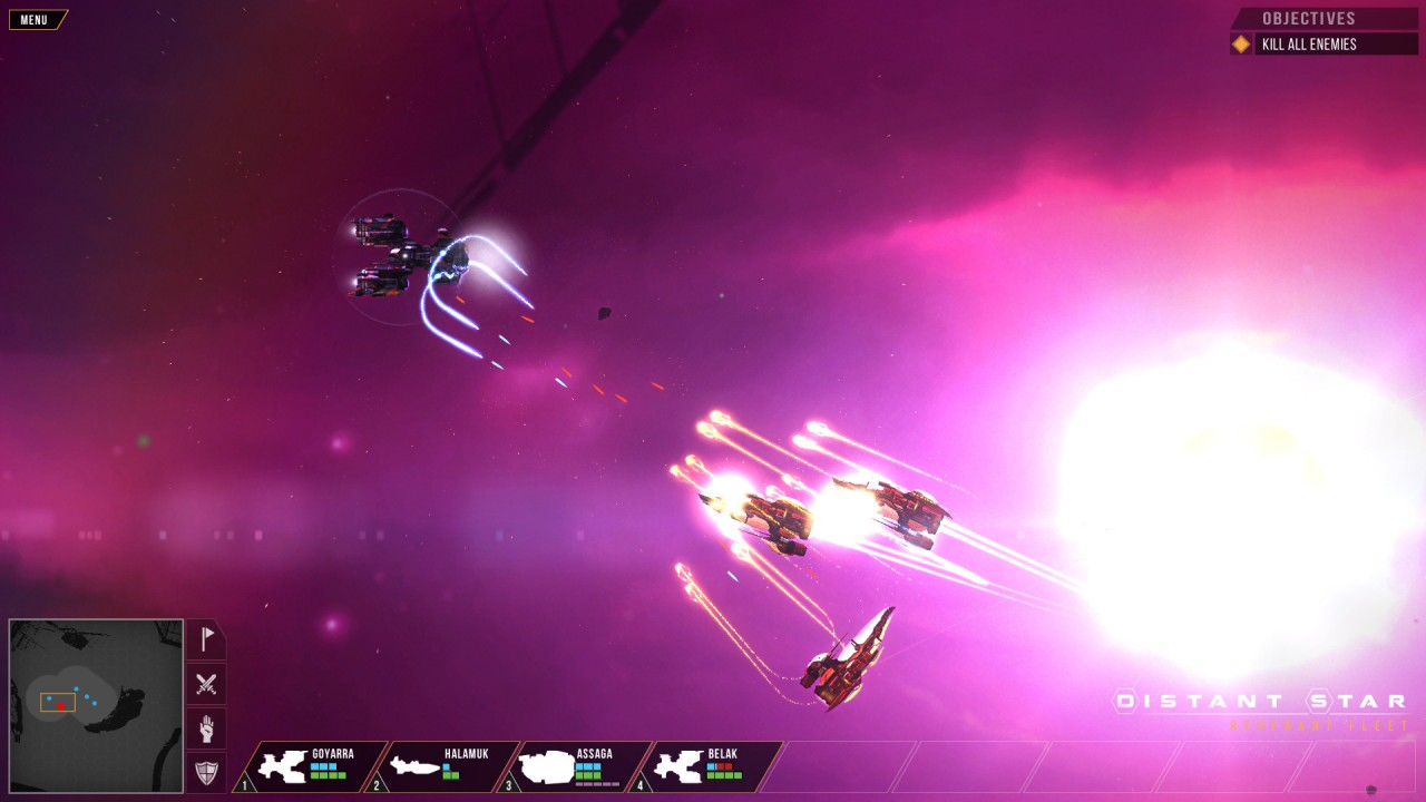 Distant Star: Revenant Fleet | Screenshot 10