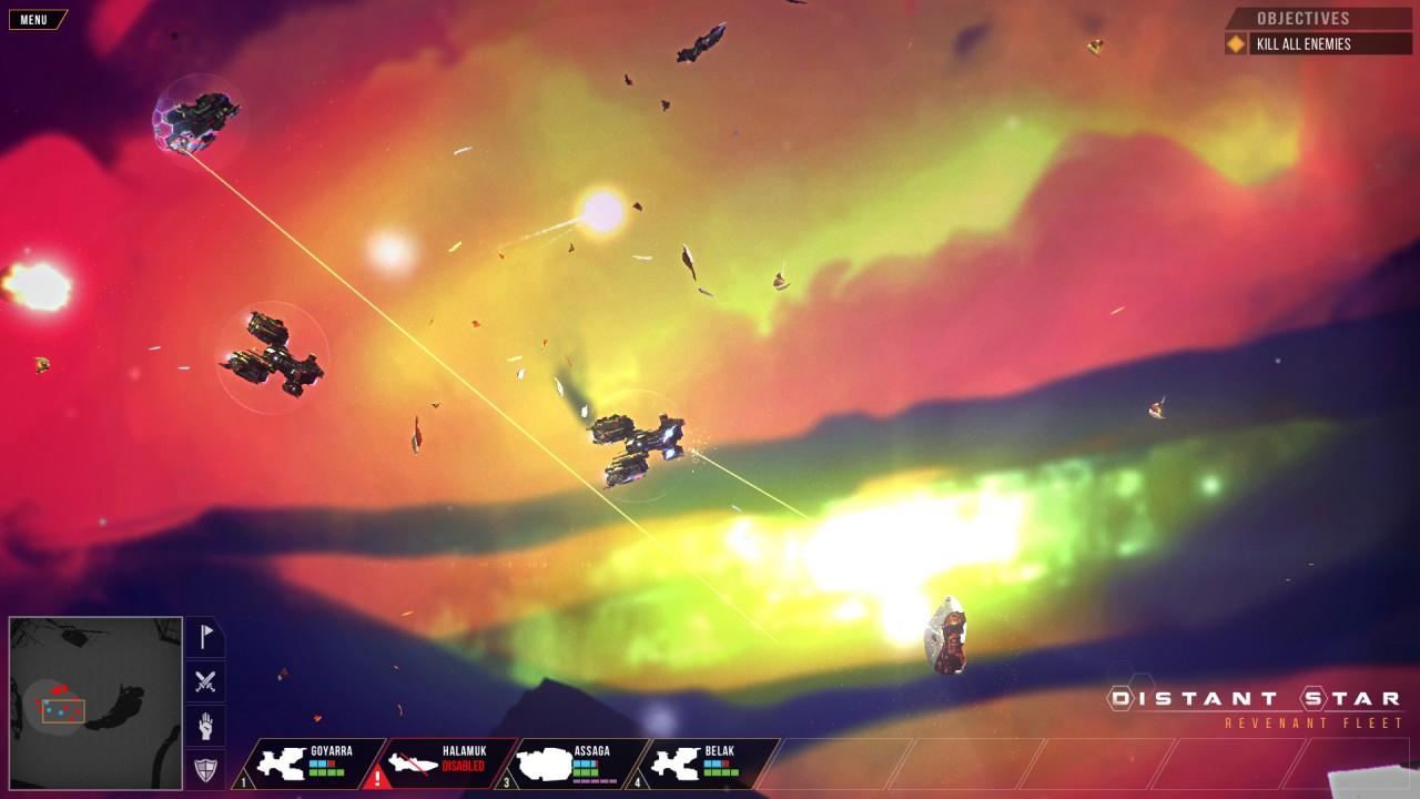 Distant Star: Revenant Fleet | Screenshot 9