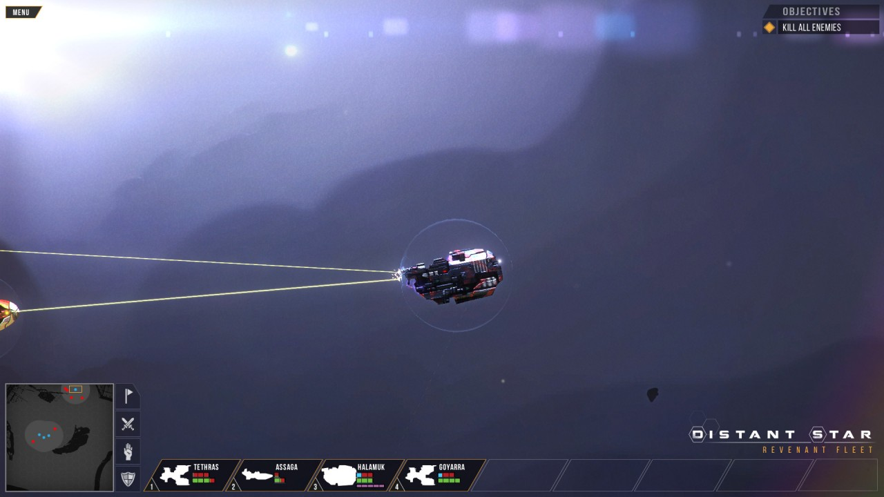Distant Star: Revenant Fleet | Screenshot 7
