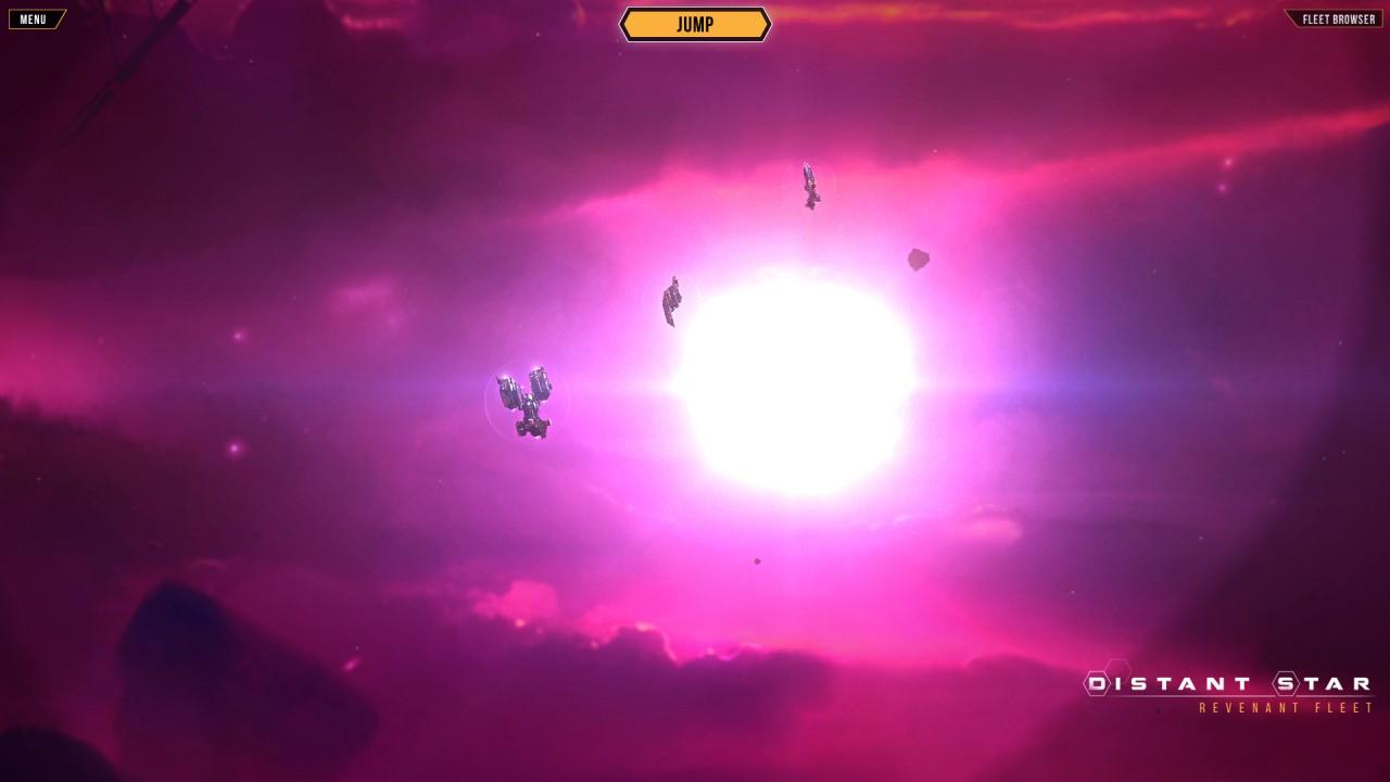 Distant Star: Revenant Fleet | Screenshot 6