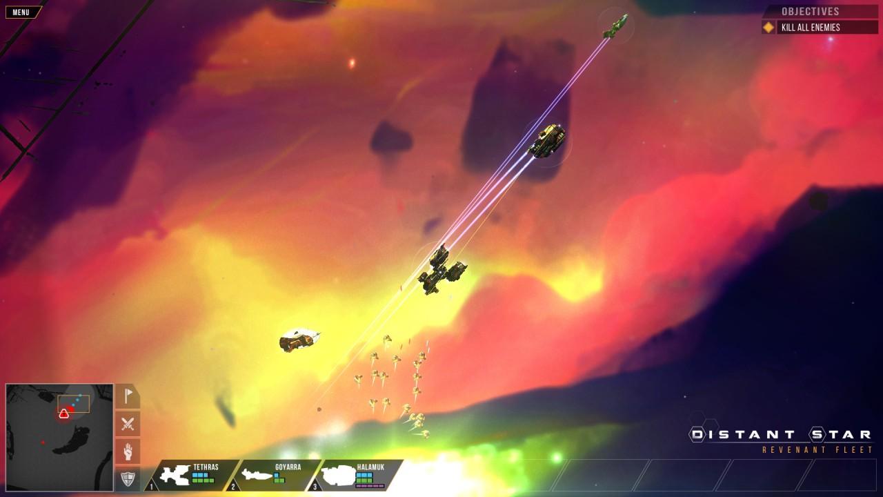 Distant Star: Revenant Fleet | Screenshot 4