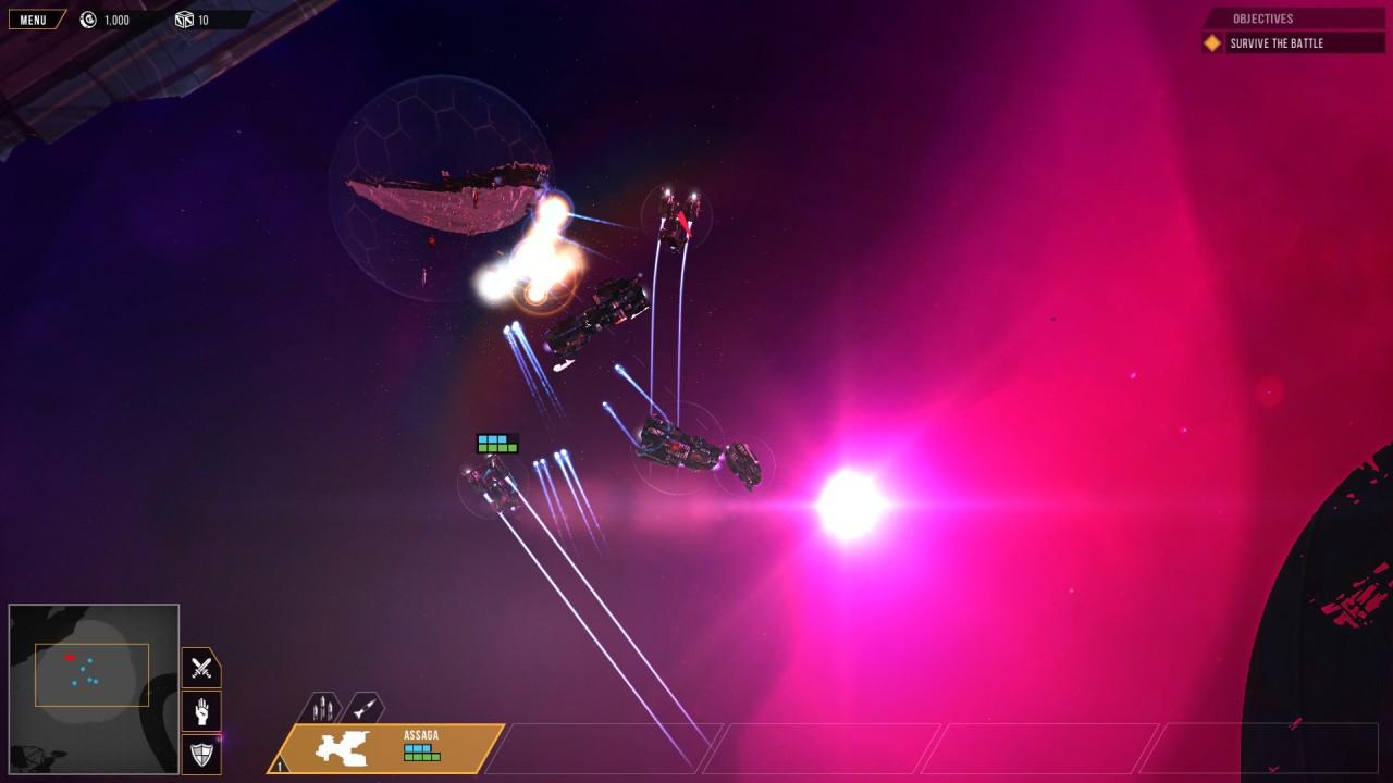 Distant Star: Revenant Fleet