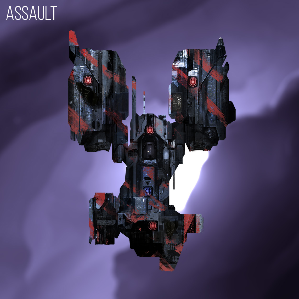 A'Kari Assault Ship