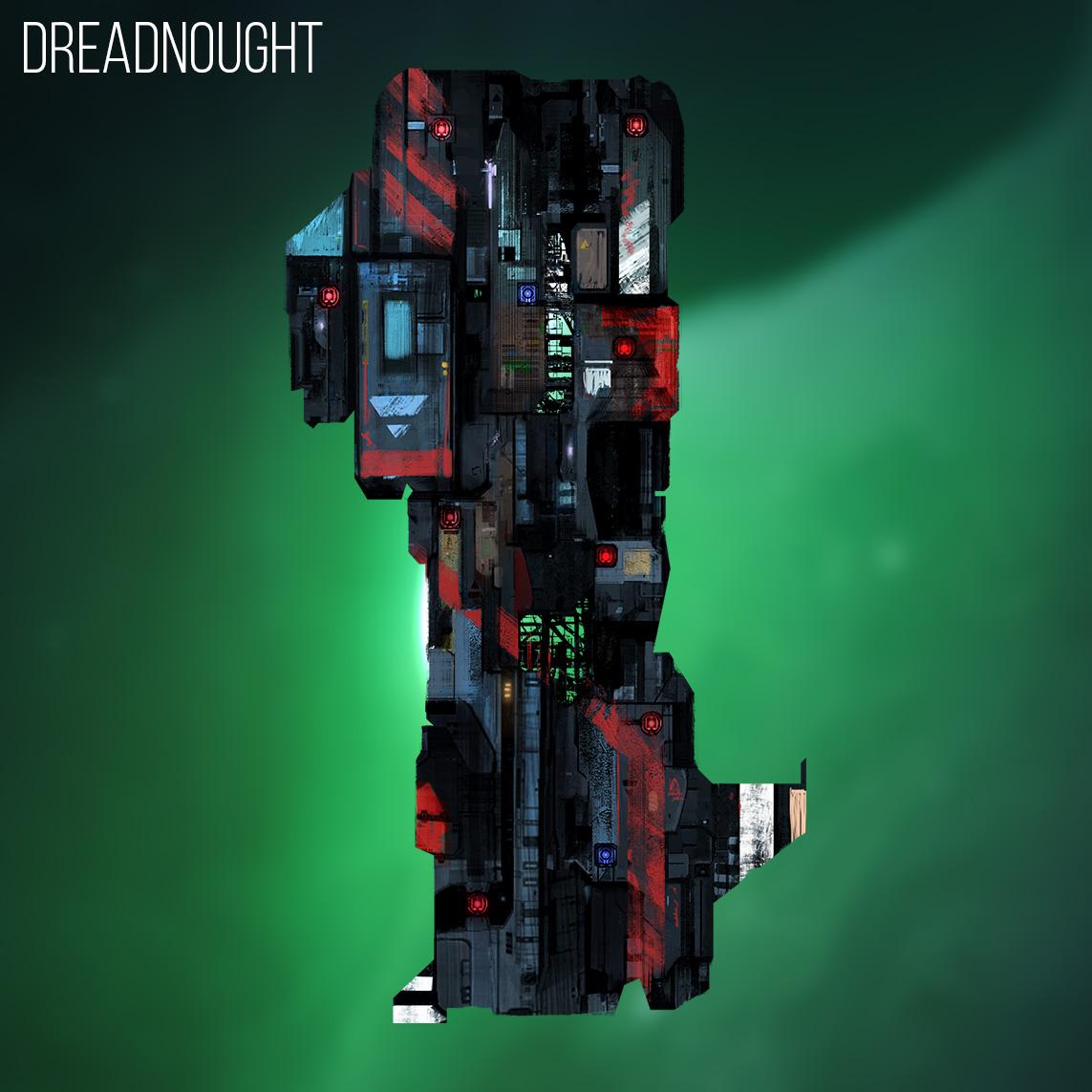 A'Kari Dreadnought