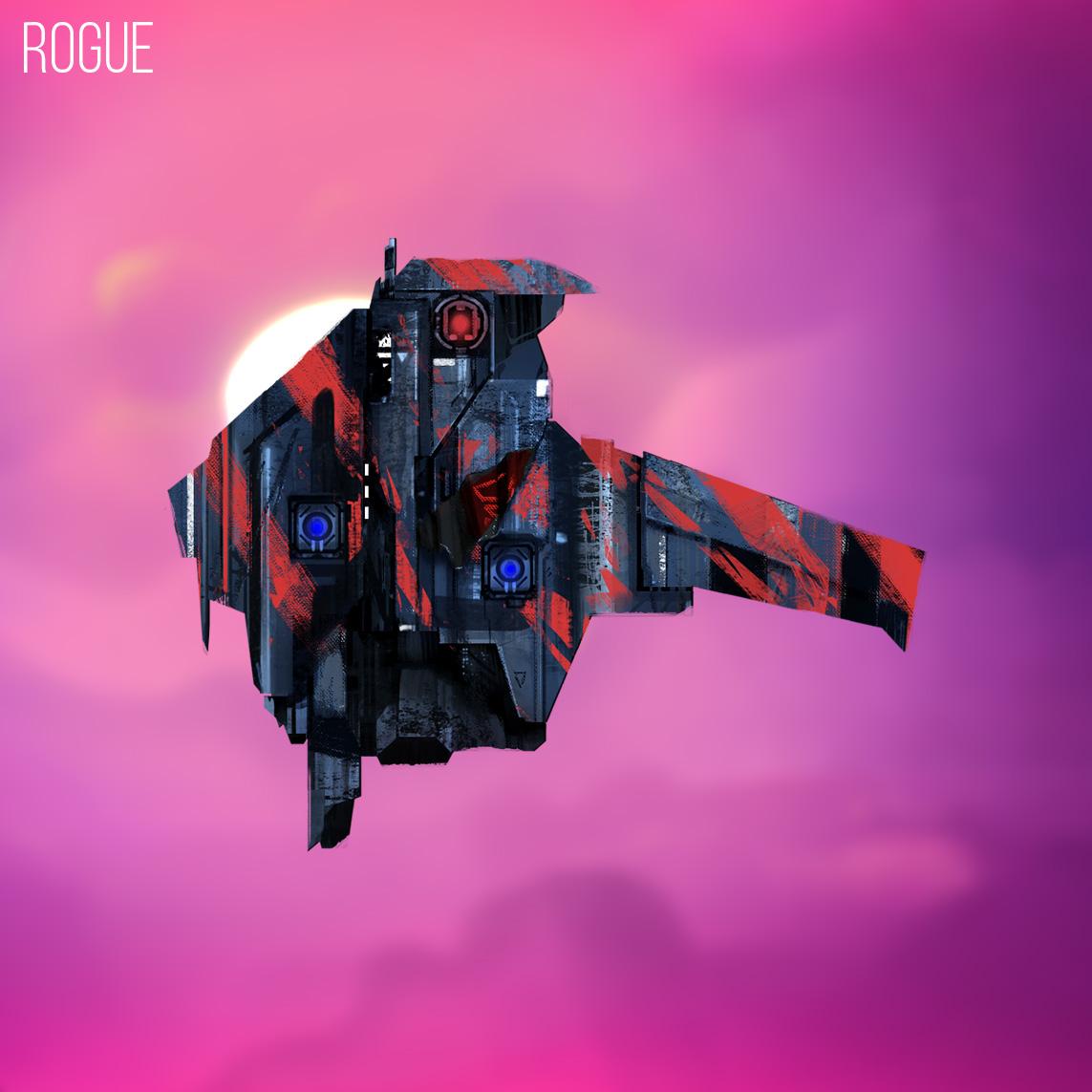A'Kari Rogue