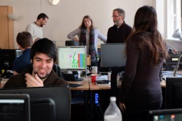 Happy Programmers!