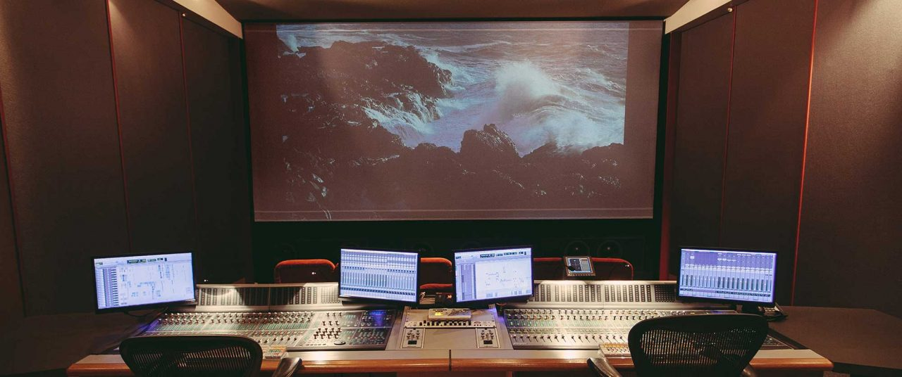 Post Production - Sound Finishing