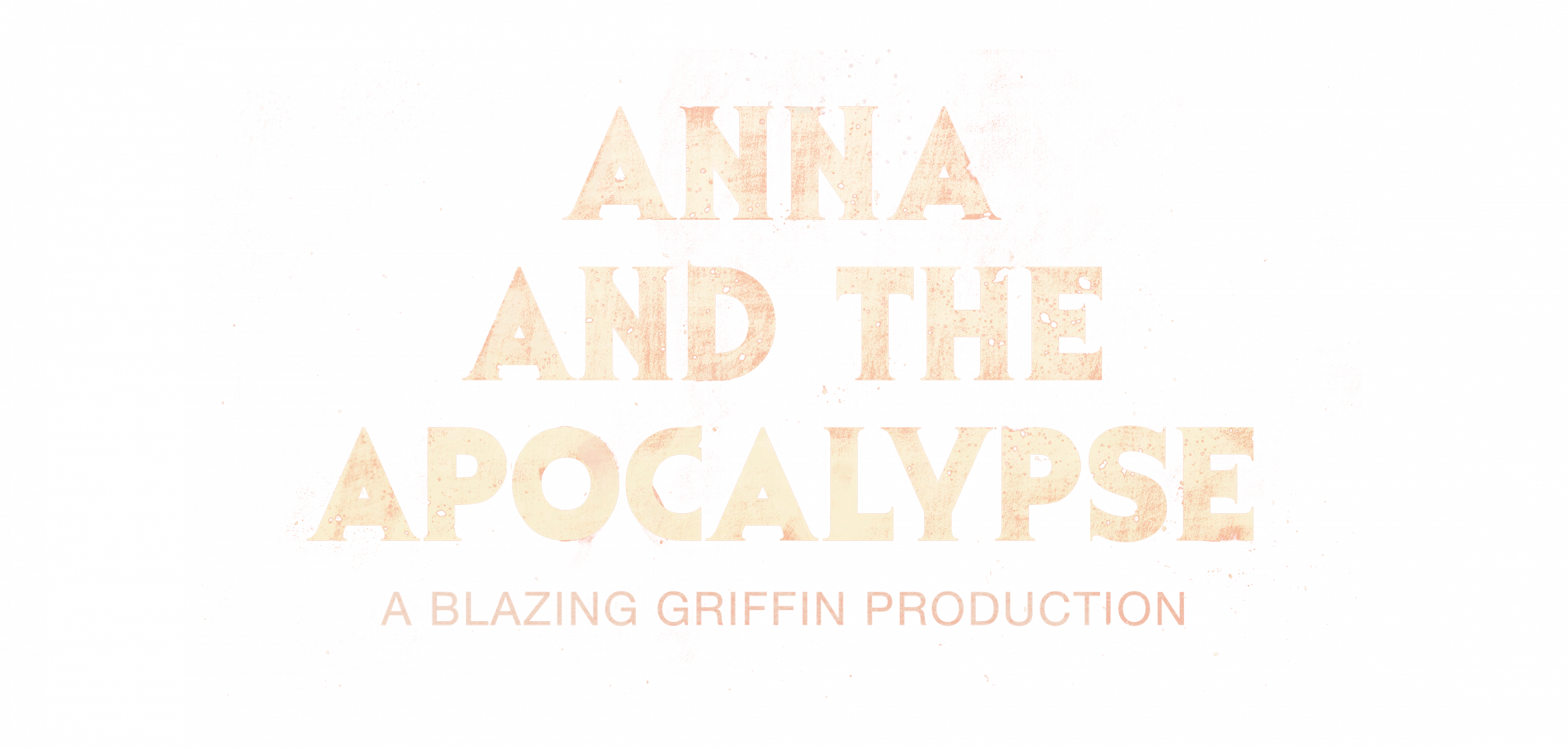 Zombie Christmas Musical.Orion Acquires Rights To Anna The Apocalypse Blazing Griffin
